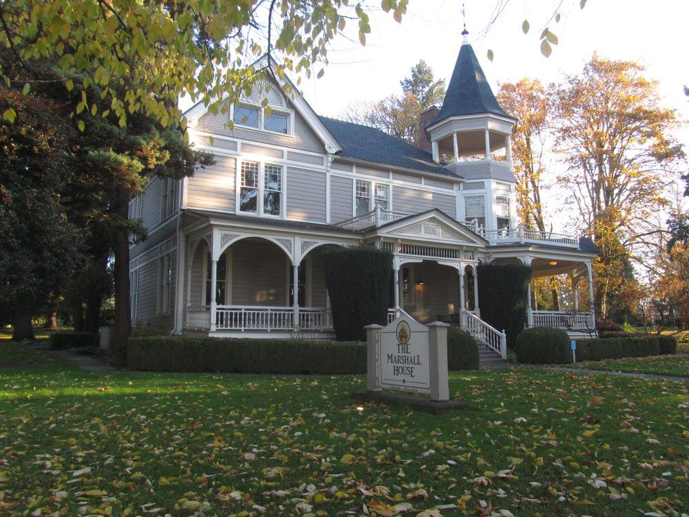 George C. Marshall House