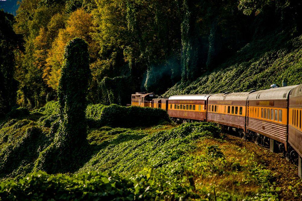 Great Smoky Mountains Railroad