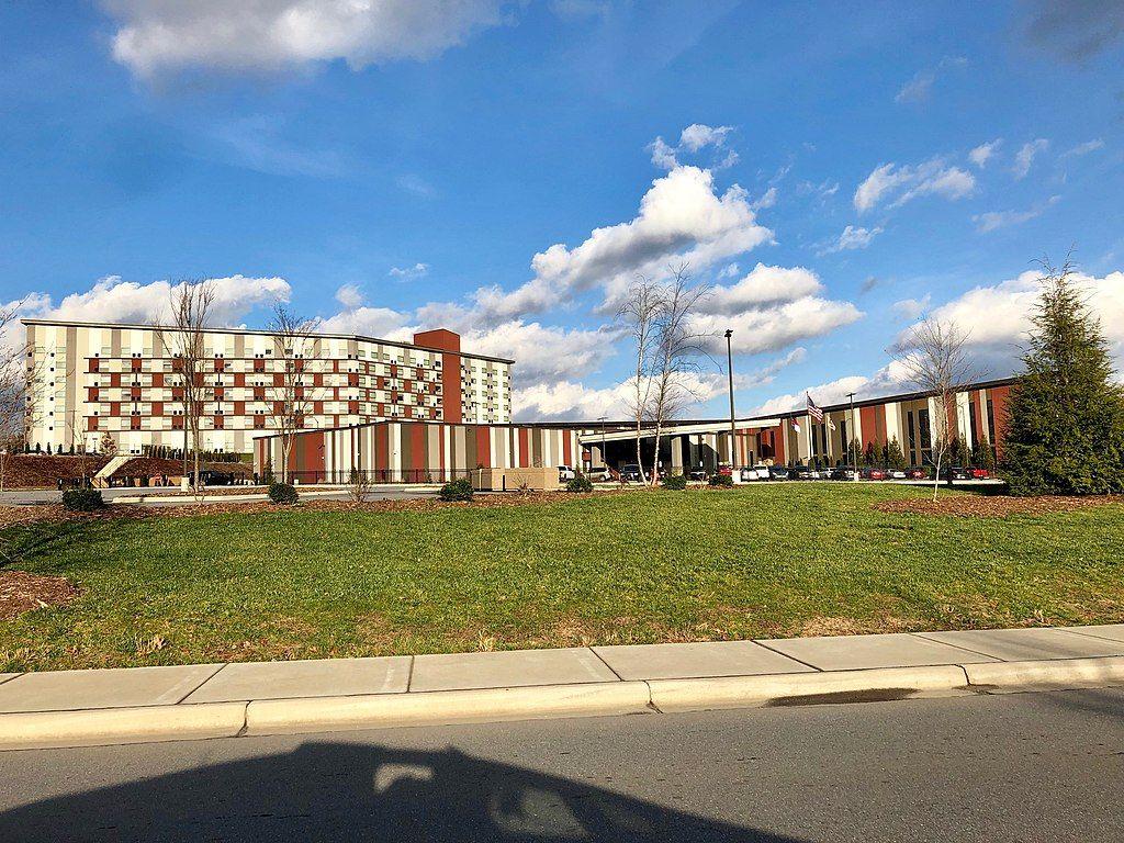 Harrah's Cherokee Valley River Casino and Hotel
