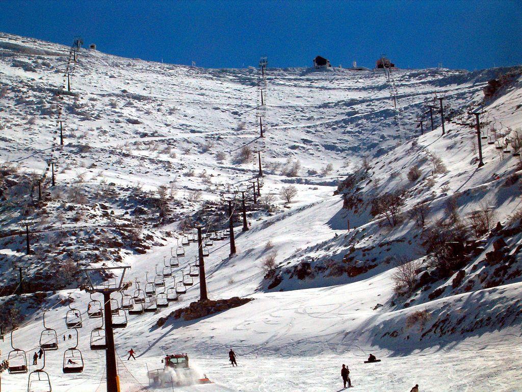 Hermon Mountain