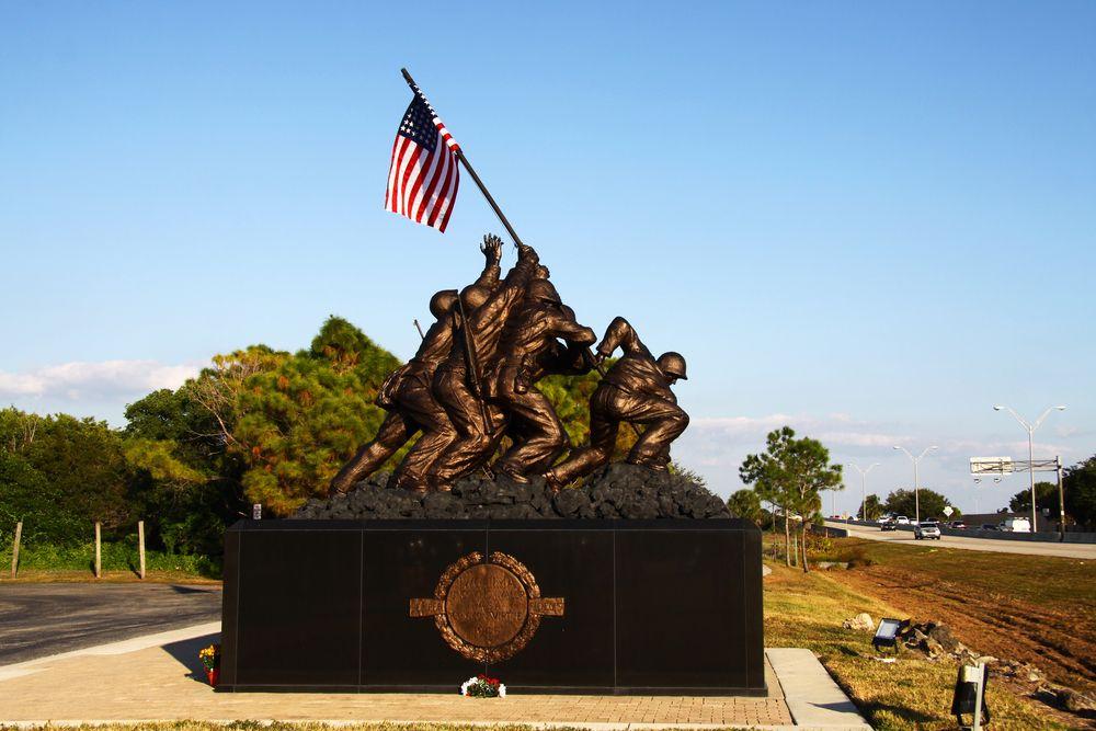 Iwo Jima Monumen