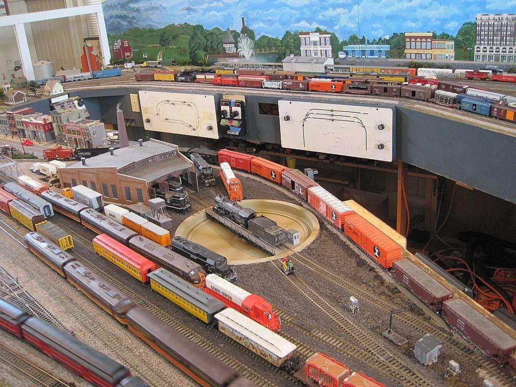 N.C. & ST. L. Railroad Museum