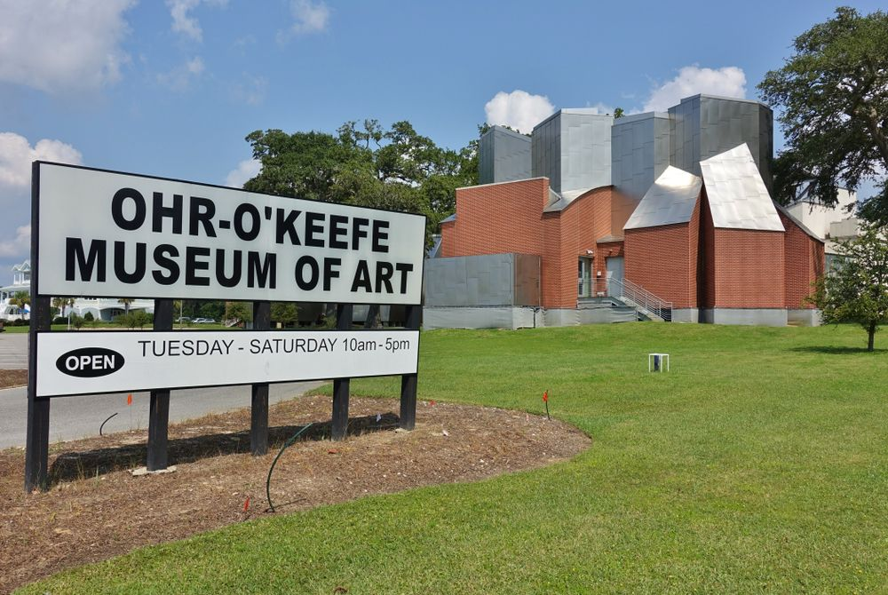 Ohr-O'Keefe Art Museum