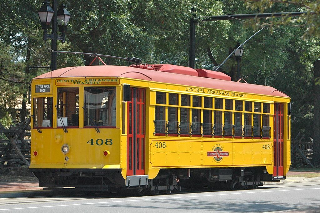 River Rail Electric Streetcar