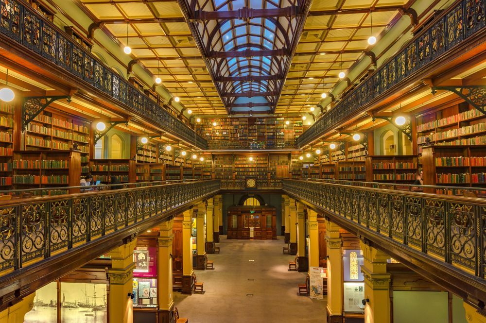 State Library of Australia