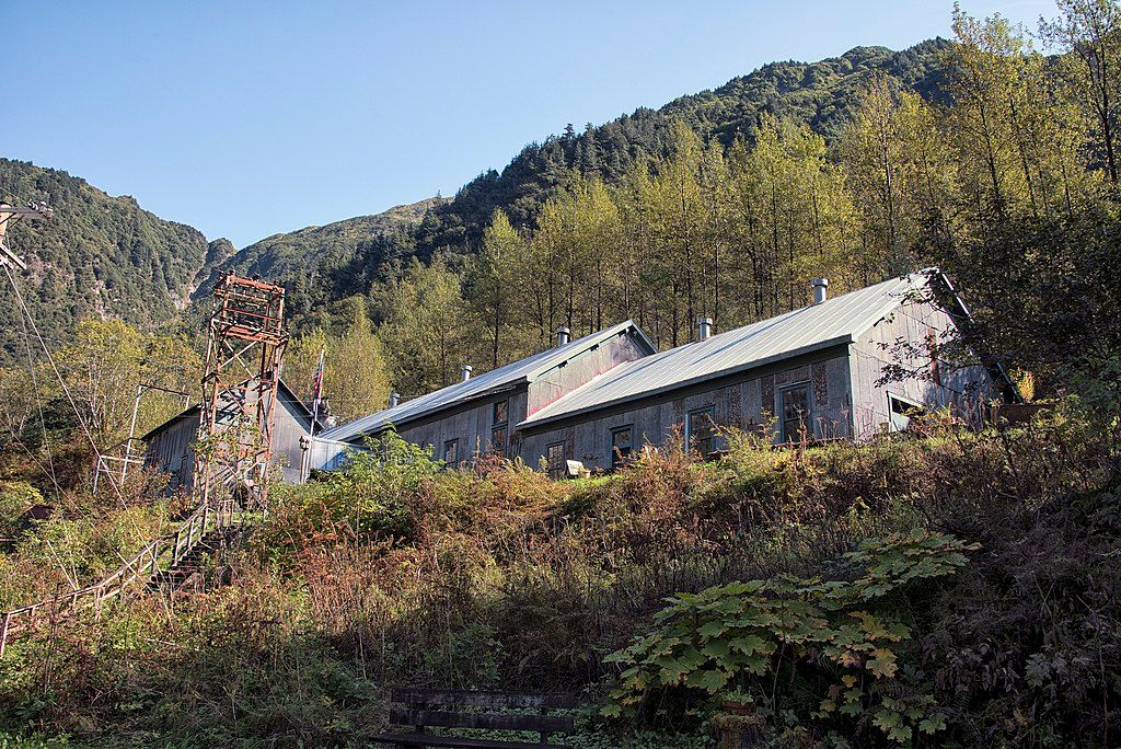 The Last Chance Mining Museum