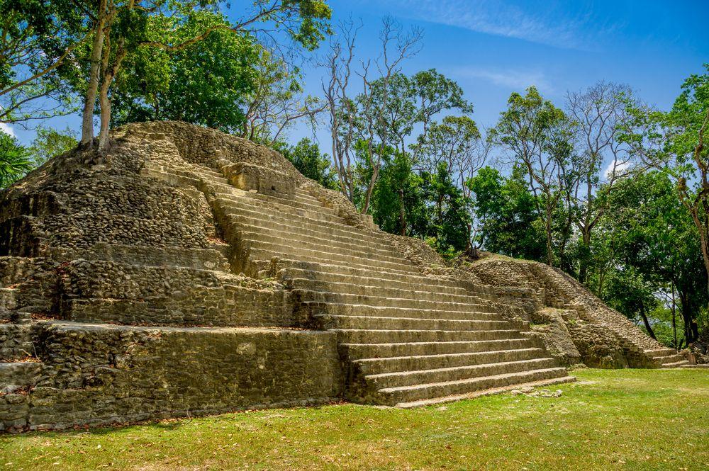 Cahal Pech Maya Ruins