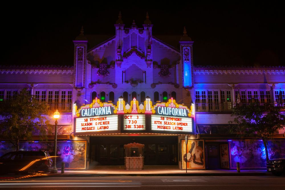 California Theater of the Performing Arts