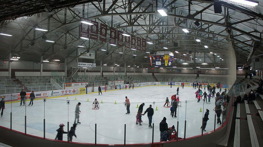 Chatham Ice skating Arena