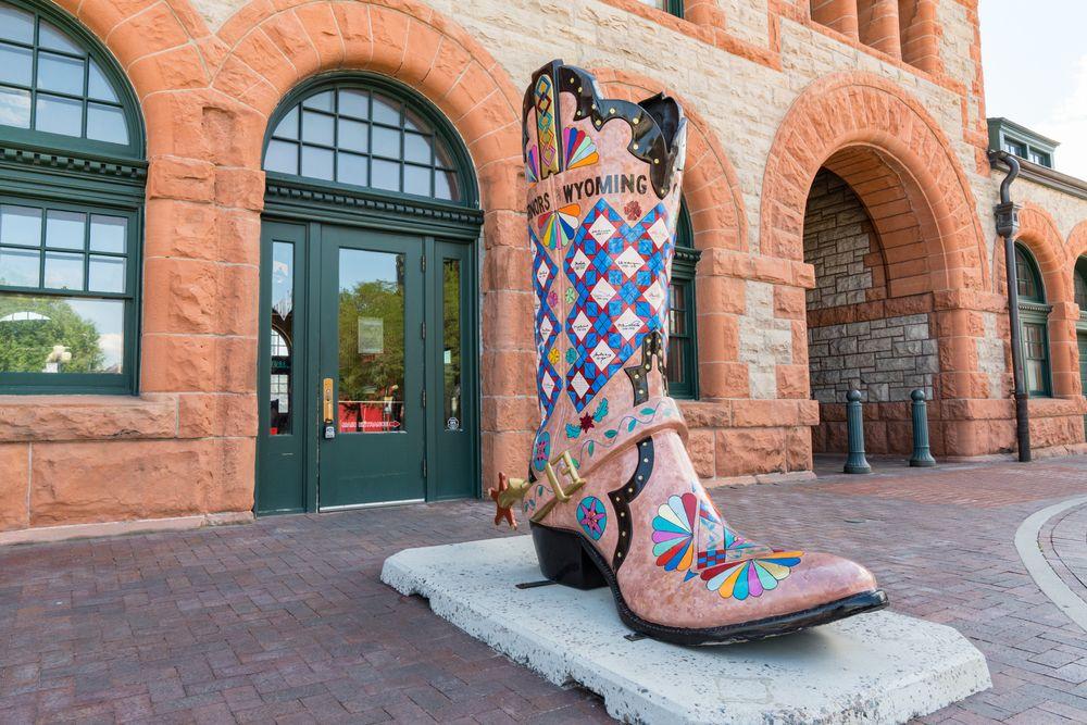 Cheyenne Big Boots