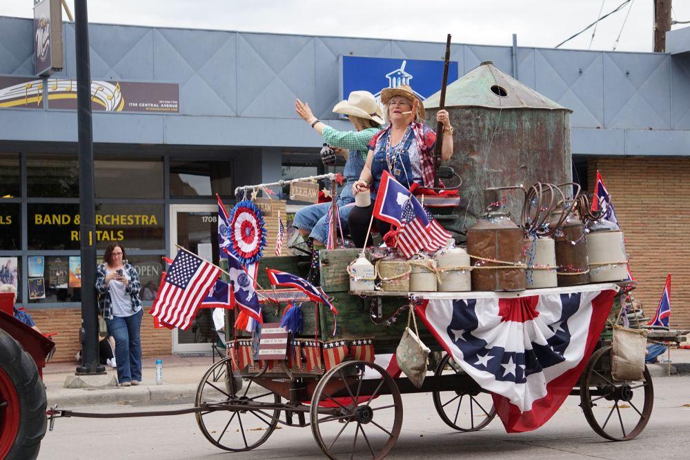 Cheyenne Frontier Days Parade