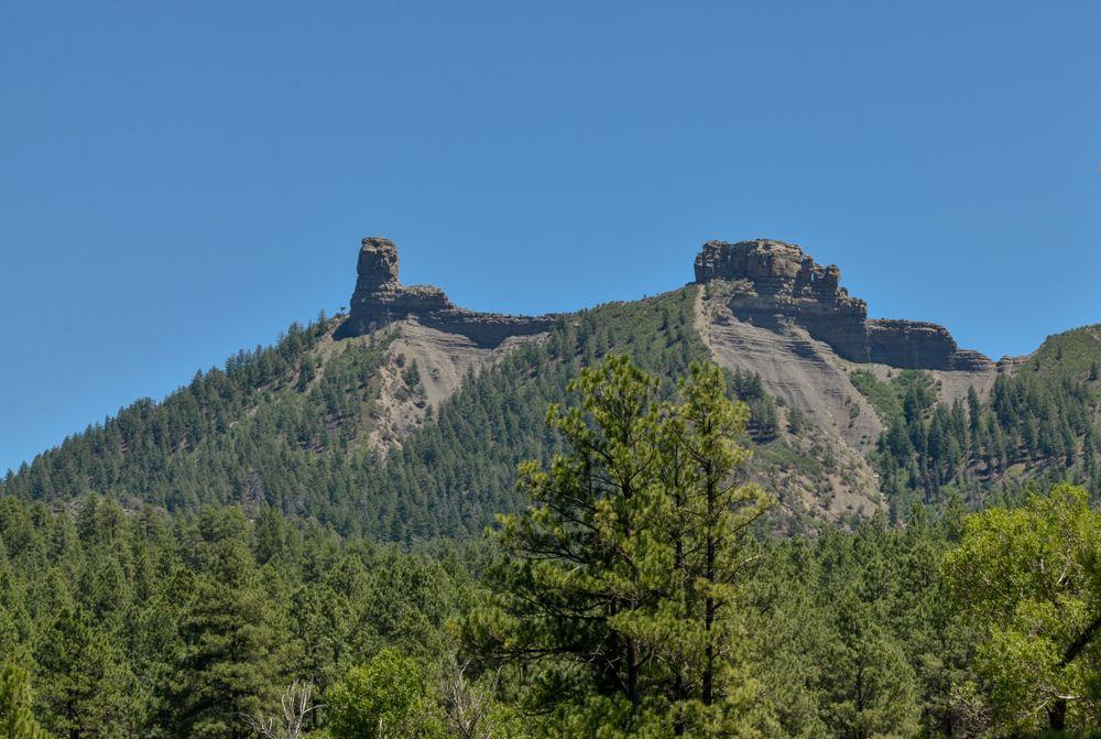 Chimney Rock National Monument