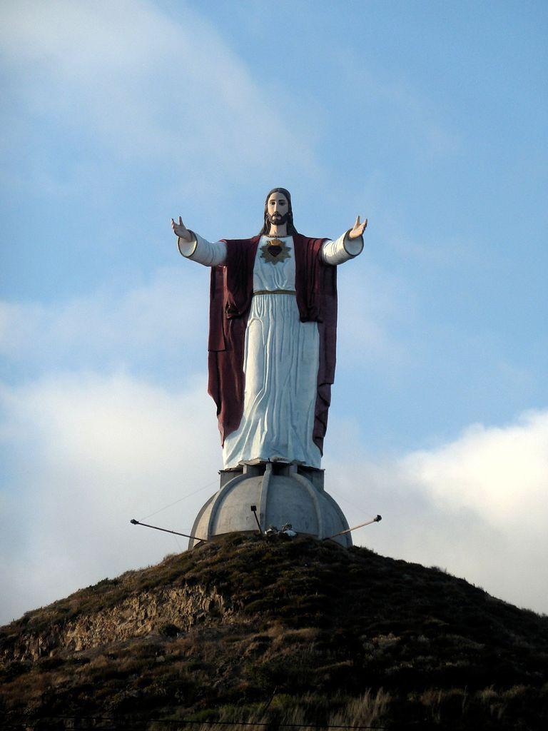 Cristo del Sagrado Corazón