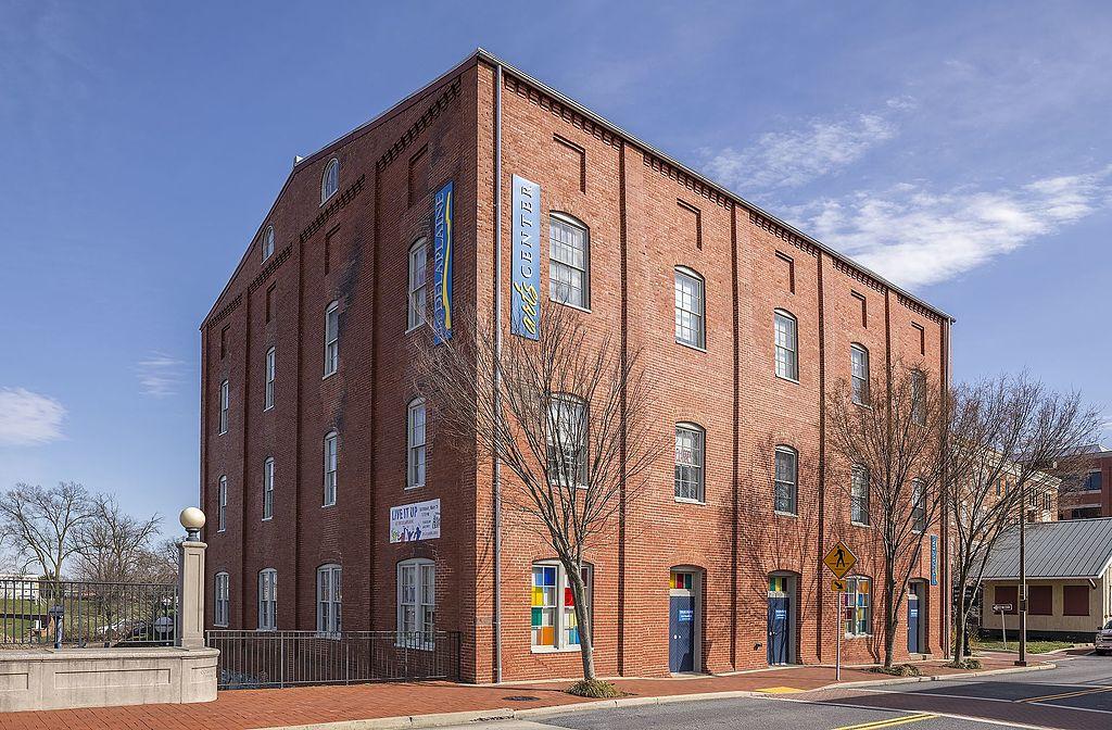 Delaplaine Visual Arts Center