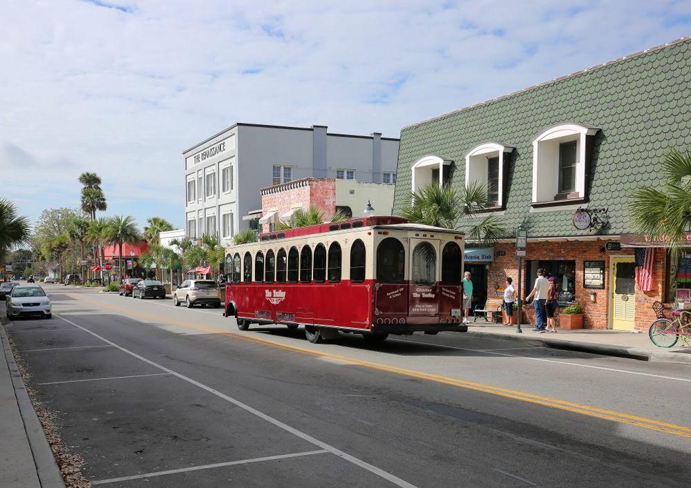 Downtown Mount Dora