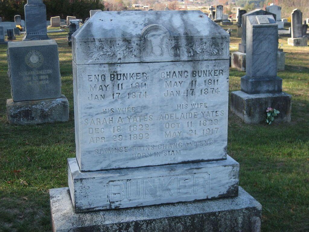 Bunker's grave