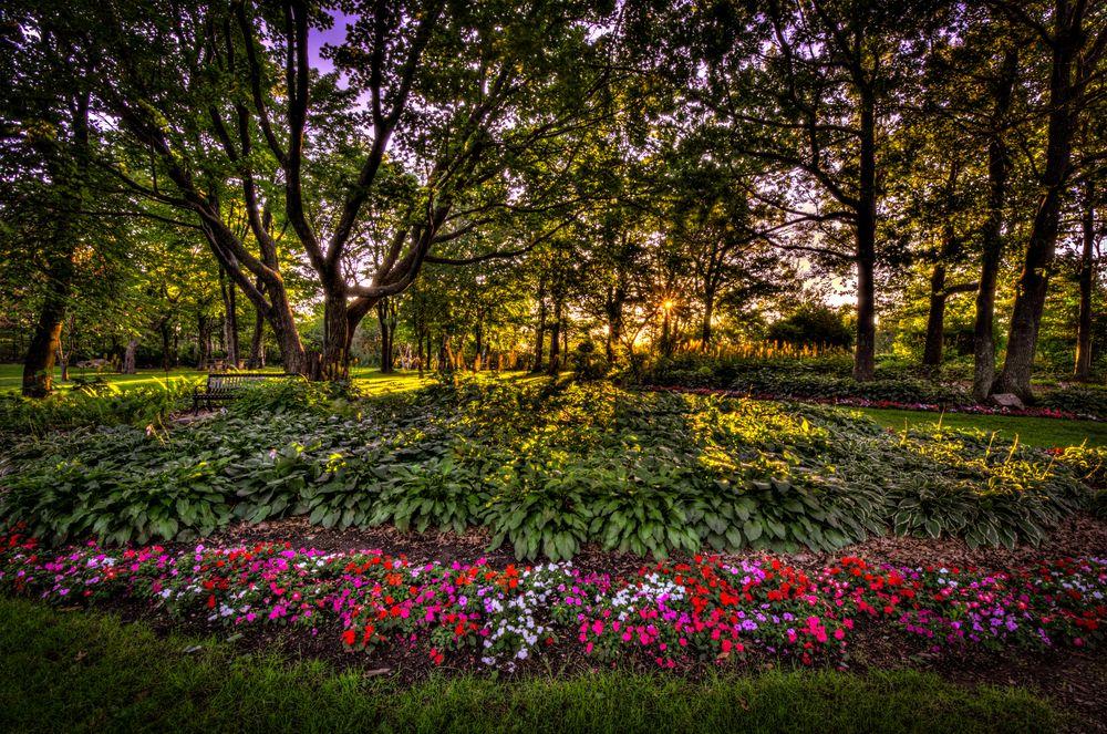 Enger Tower Park & Gardens