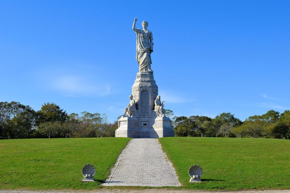 Forefathers National Monument