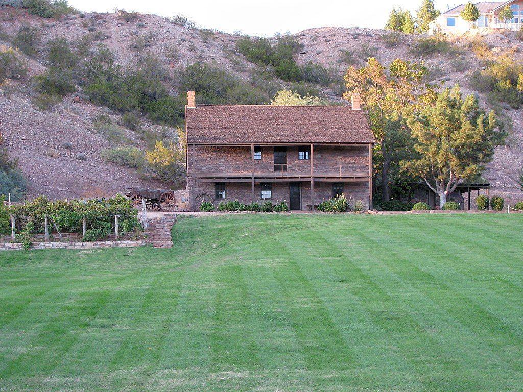 Jacob Hamblin Home