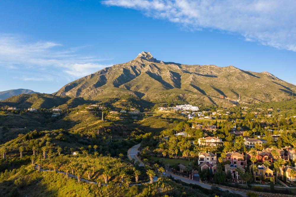 La Concha Mountains