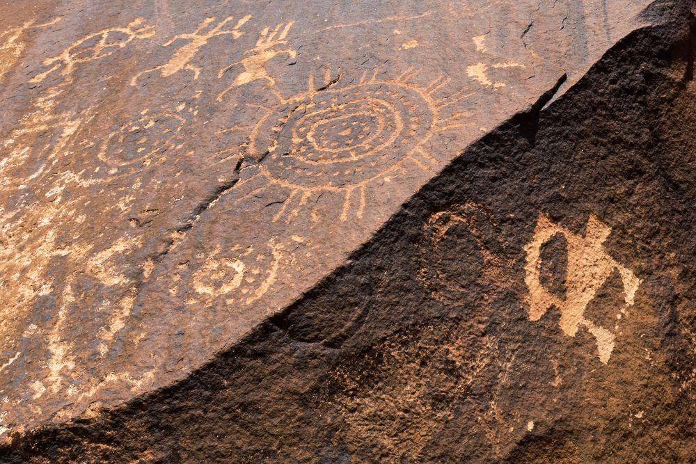 Little Black Mountain Petroglyph