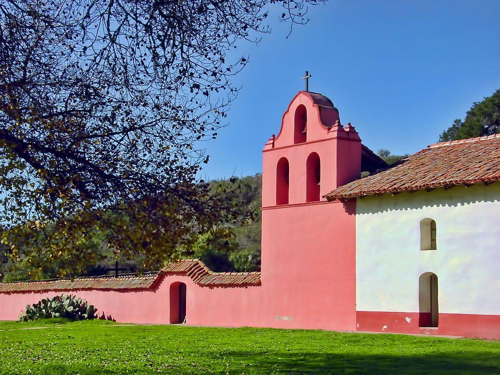 Mission La Purisima Historical Park