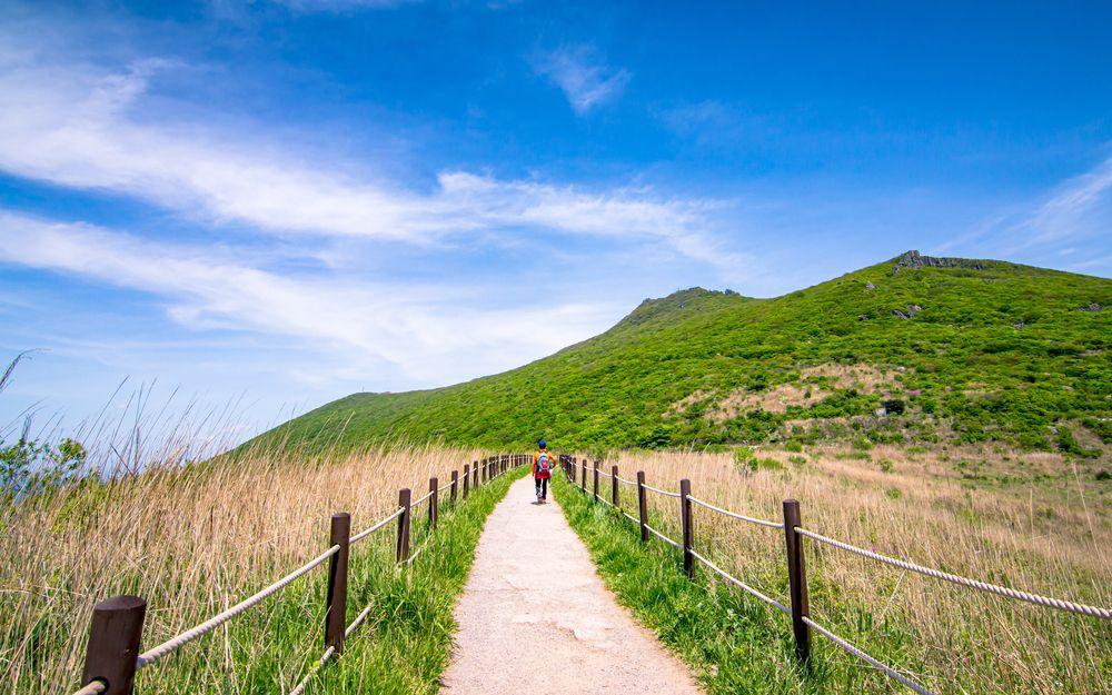 Mount Mudeungsan National Park