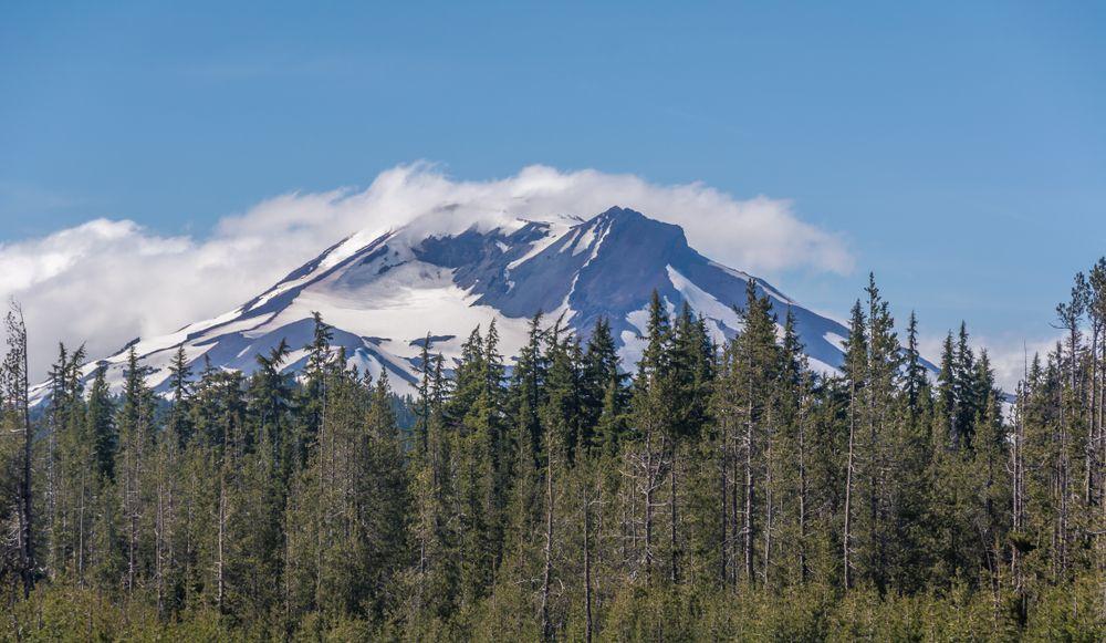 Mt. Bachelor Ski Area