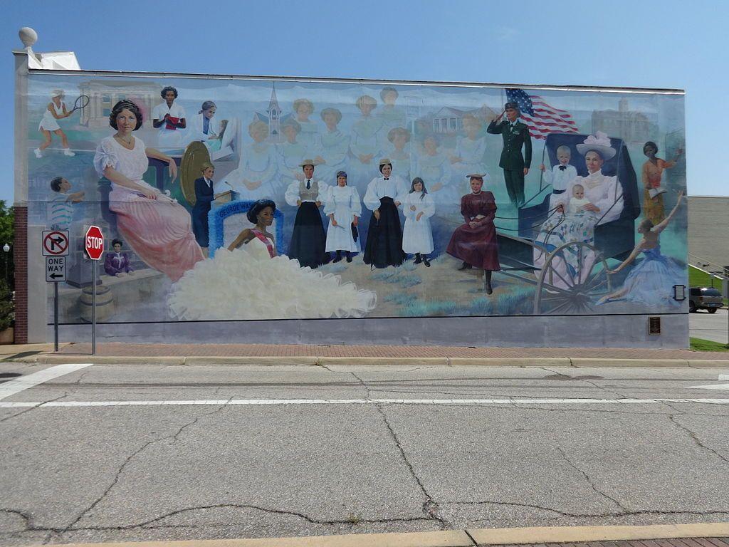 Murals of the Wiregrass