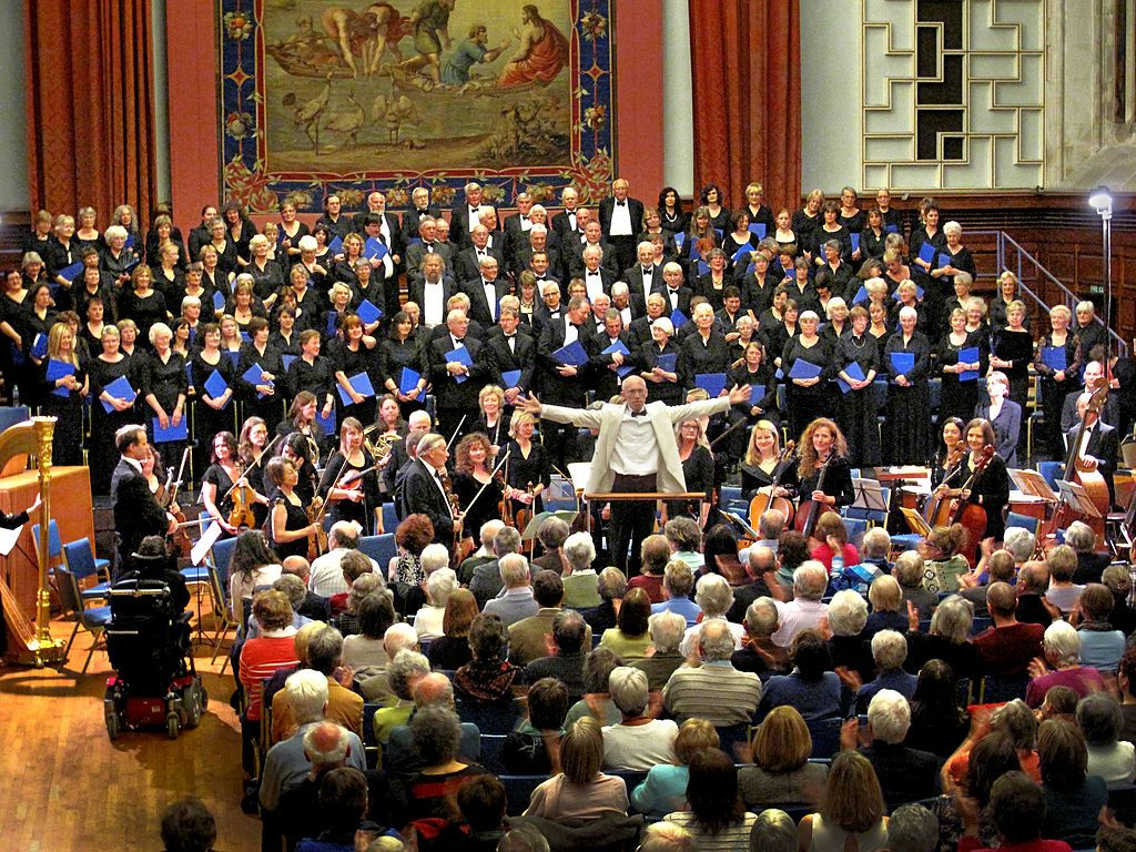 Plymouth Philharmonic Choir and Orchestra at Plymouth Guildhall