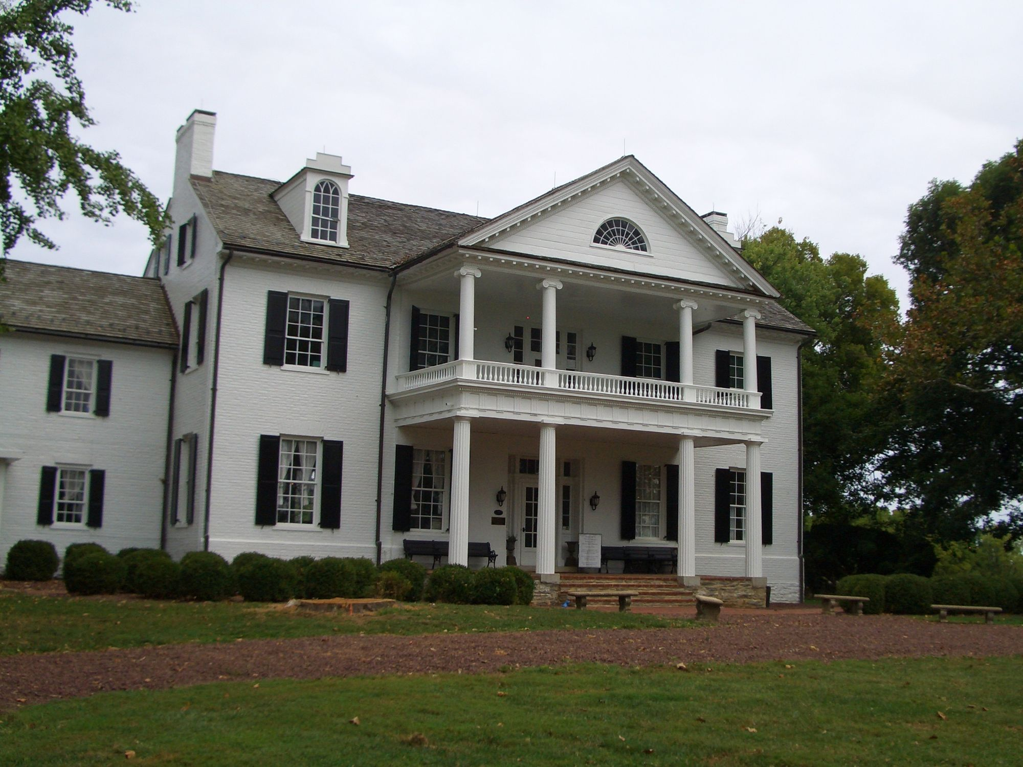 Rose Hill Manor Park and Museums