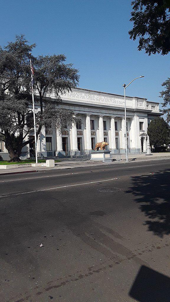 Stockton Memorial Civic Auditorium