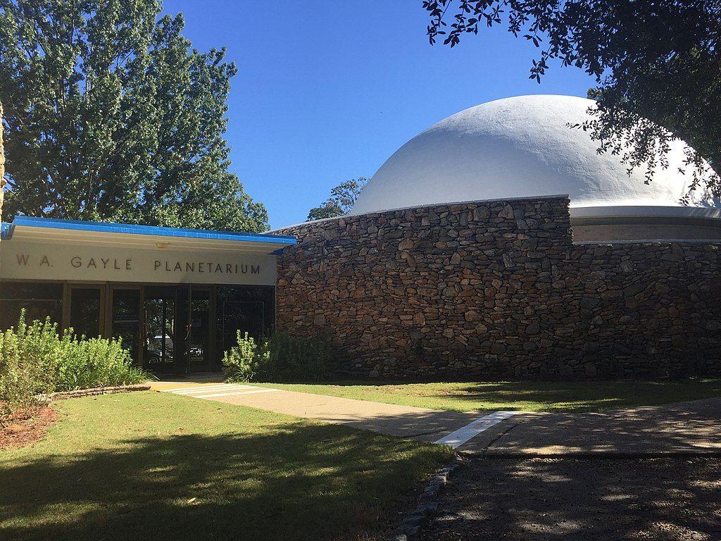 W.A.Gayle Planetarium
