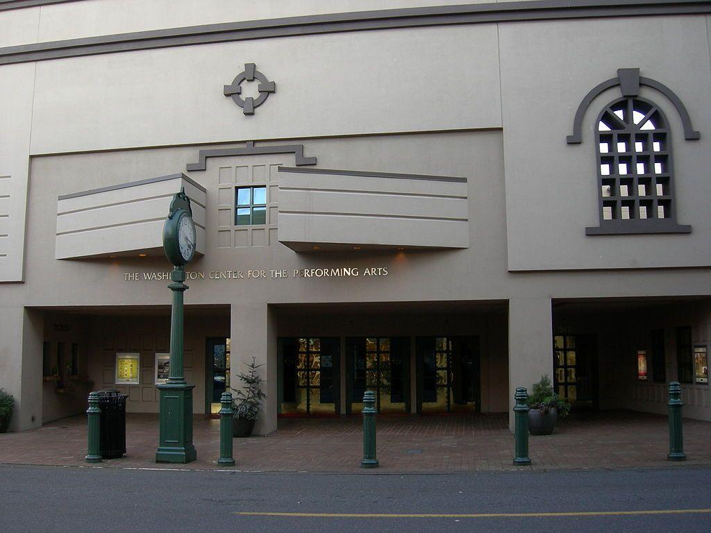 Washington Centre for Performing Arts