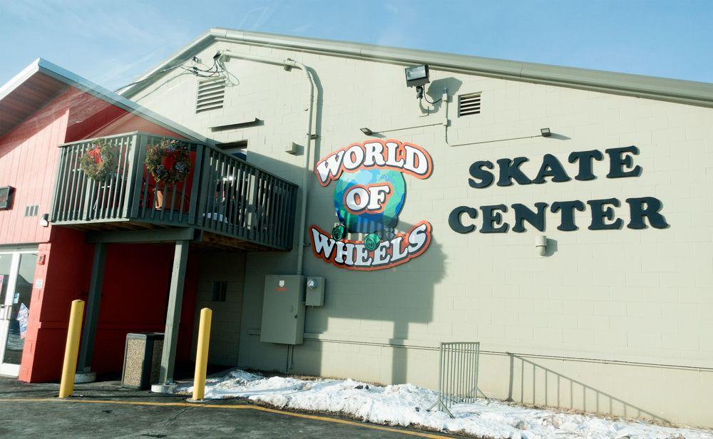 World of Wheels Skate Center