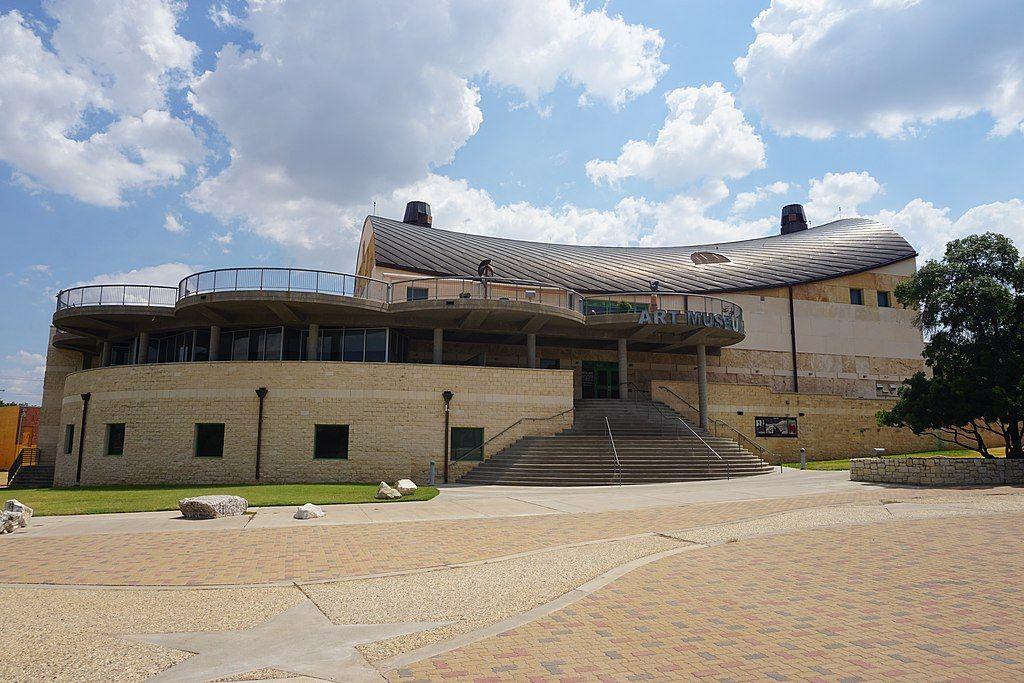 Museum of Fine arts in San Angelo