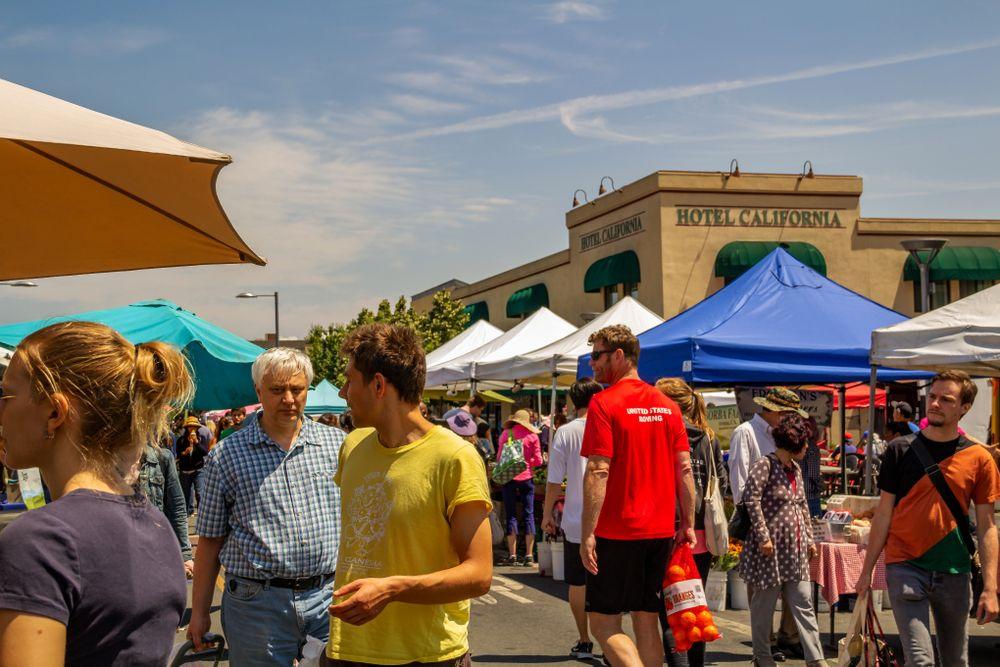 Palo Alto Farmers Market