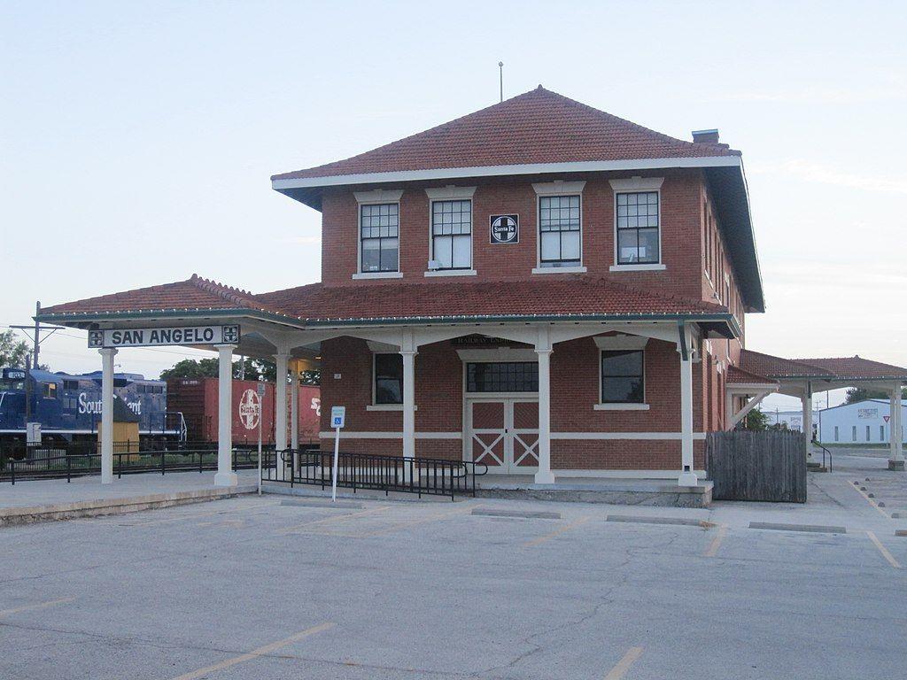 San Angelo Railroad Museum