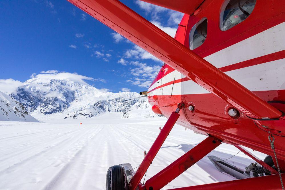 Flightsee Denali Tour