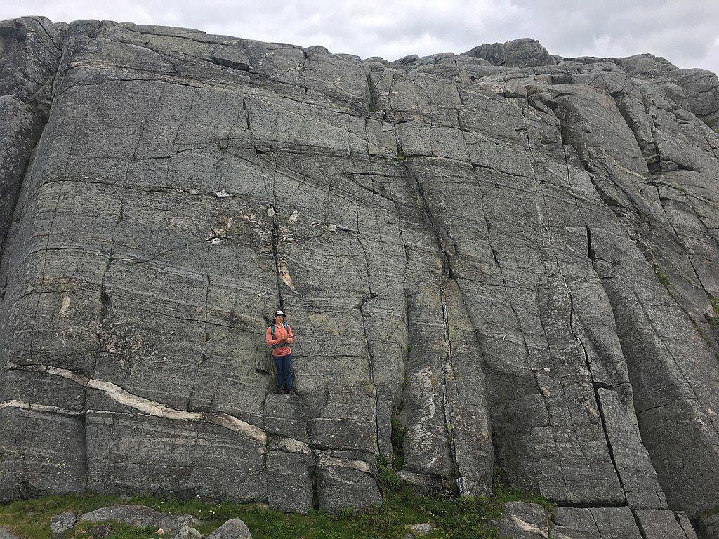 Mount Monadnock in New Hampshire