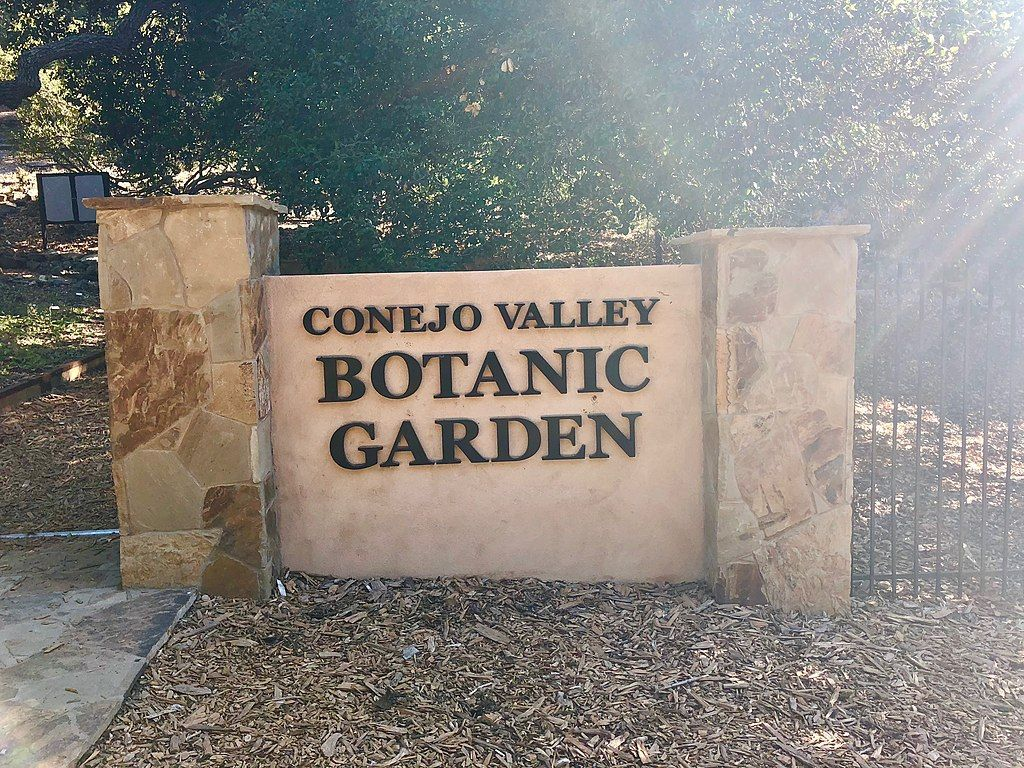Conejo Valley Botanic Garden in Thousand Oaks, CA