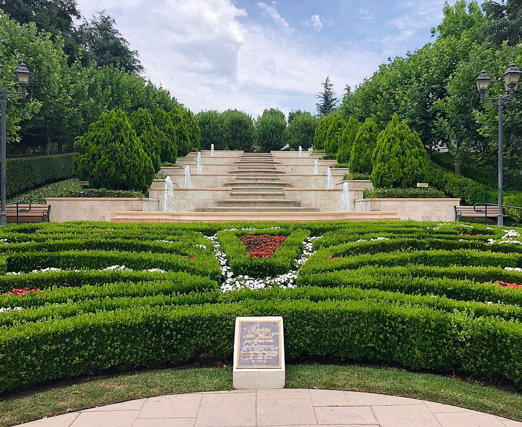 The Gardens of the World in Thousand Oaks, CA