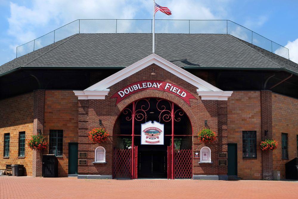 Abner Doubleday Baseball Field