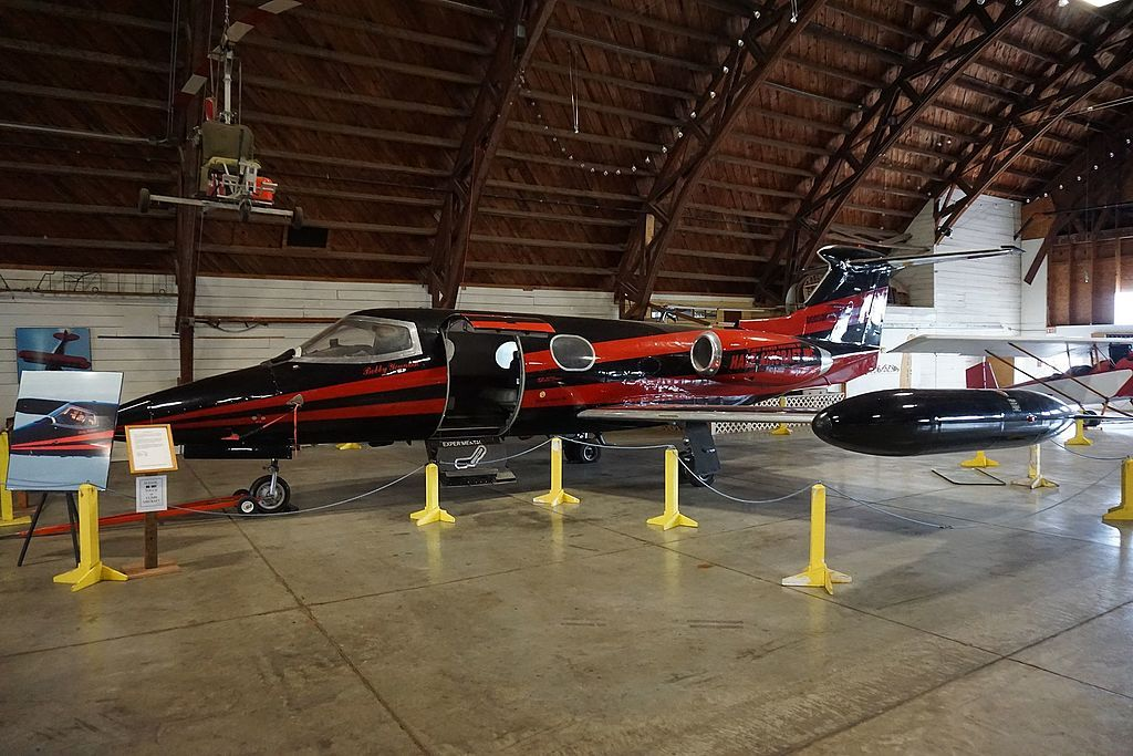 Display at Arkansas Air and Military Museum