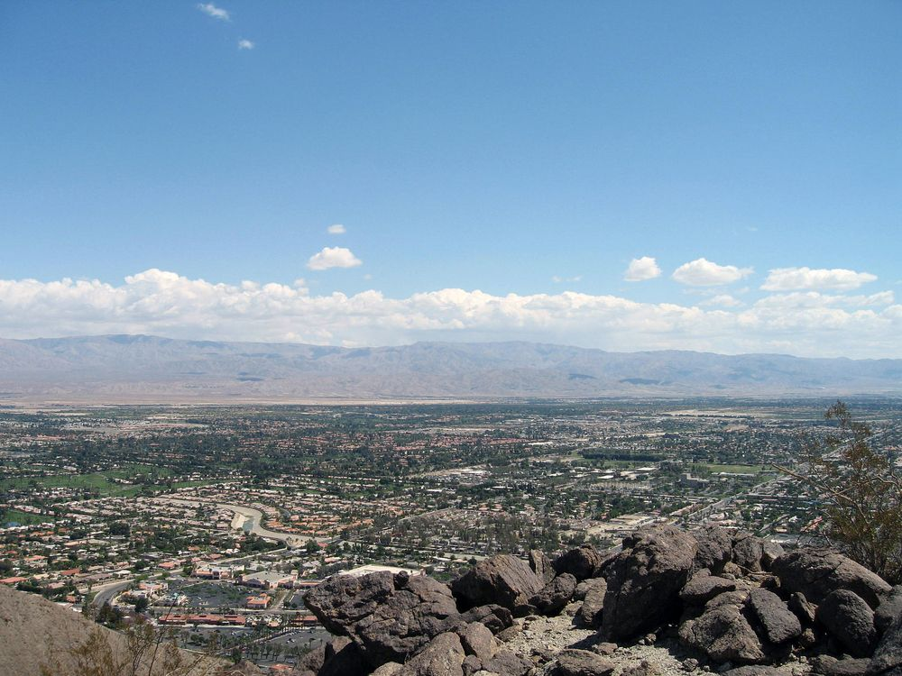 View from Bump and Grind Trail