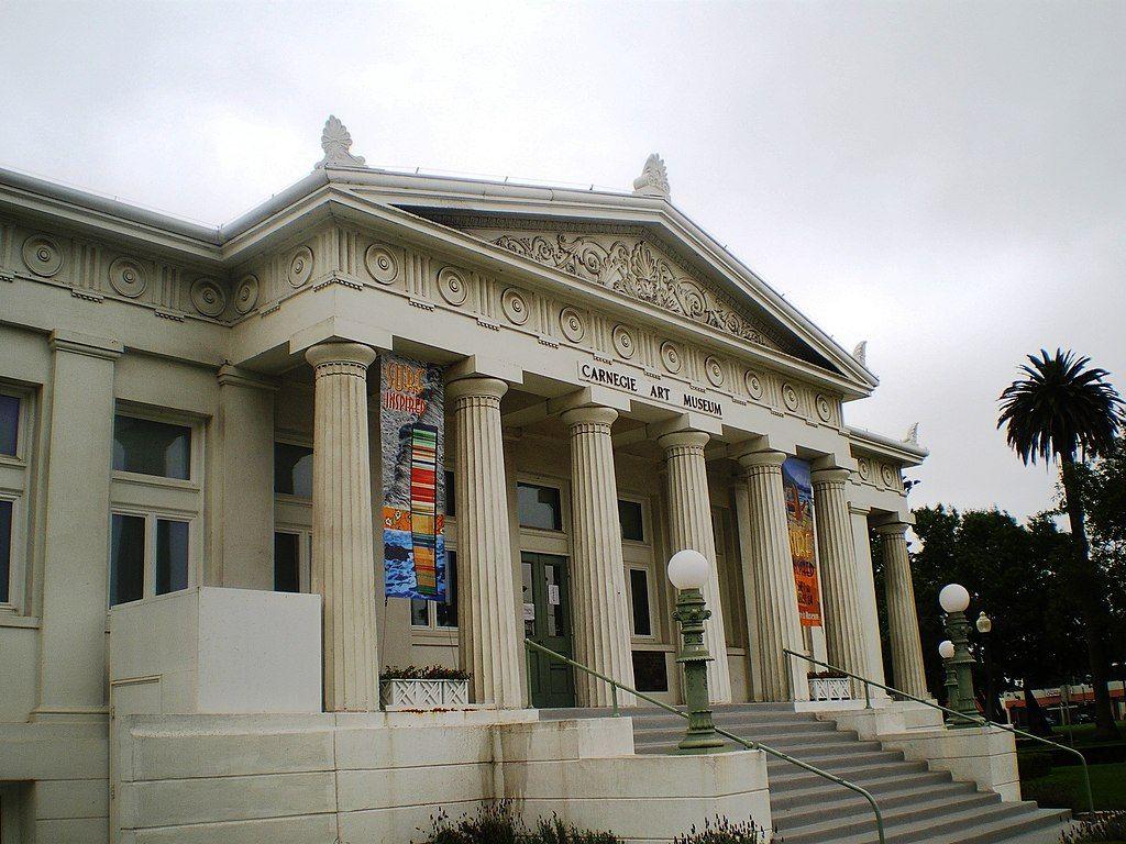Carnegie Art Museum, Oxnard