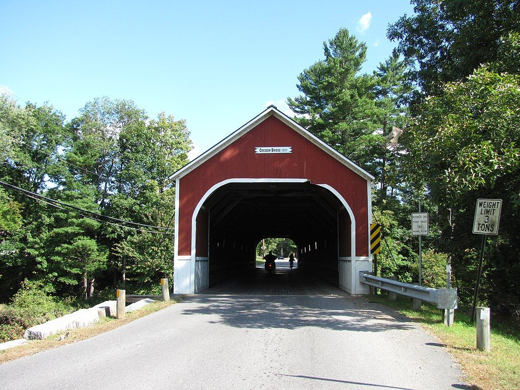 Swanzey's Covered Bridges in Keene