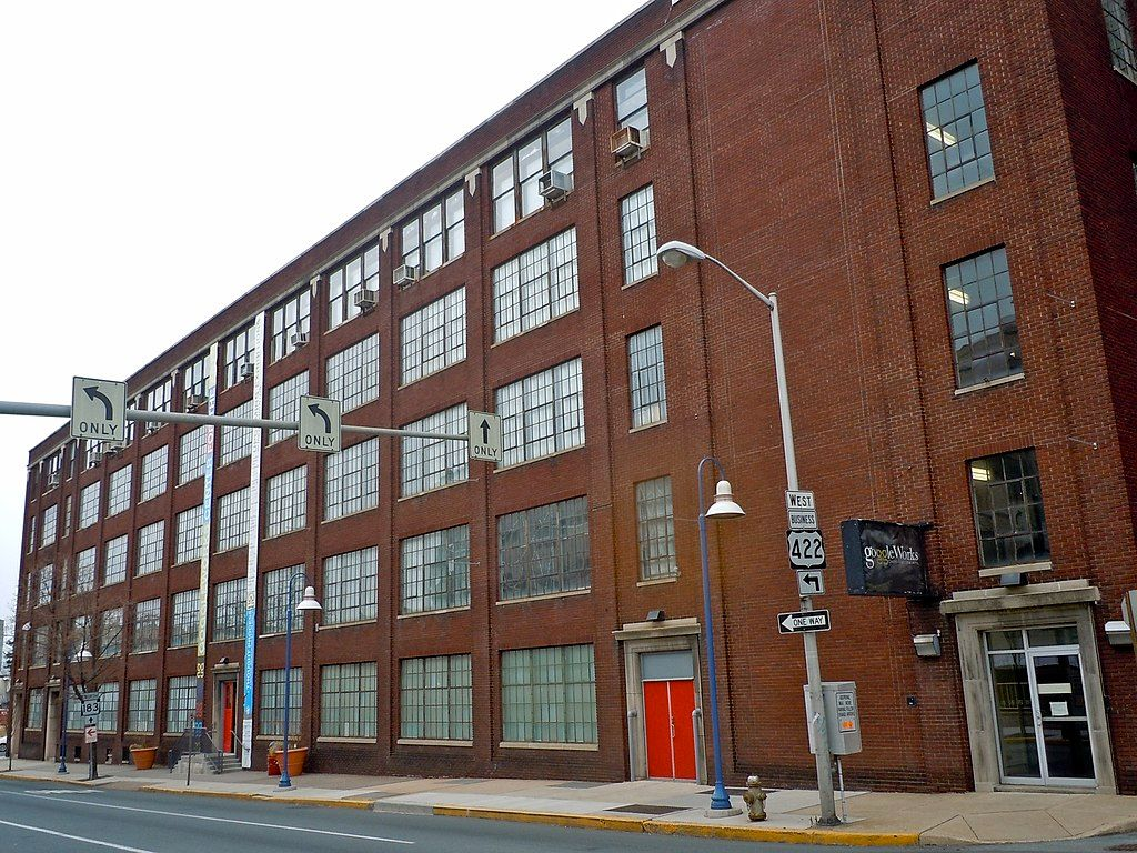 Goggle Works Center for the Arts