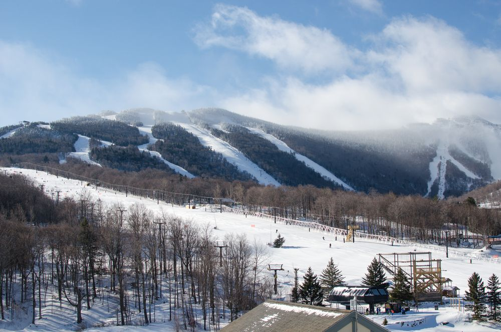 Killington Mountain Resort and Ski Area