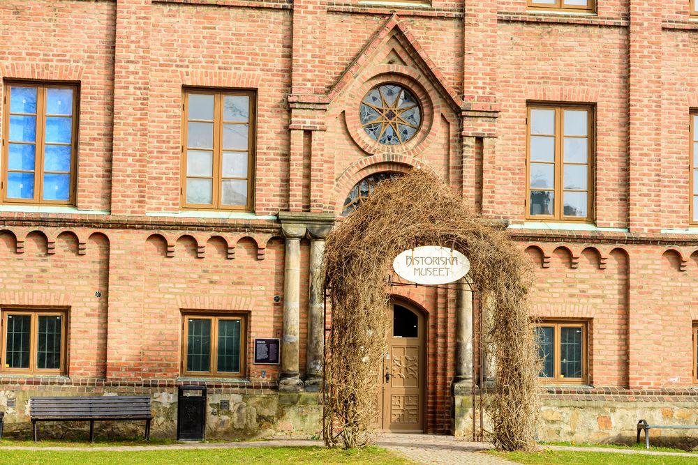 Lunds Universitets Historiska